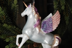 Einhorn Pegasus Glas