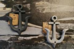 Anker Metall maritim