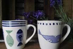 Fisch Tassen
