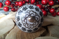 Muster Ornament
