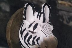 Zebra Holz