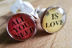All you need ist Love