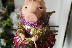 Schwein bunt