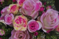 Rosenstrauß Rosa Pink Brautstrauß