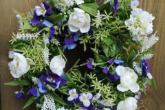 Blütenkranz in 25 oder 35 cm