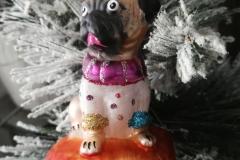 Mops Figur Pug